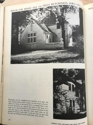Arch Forum Nov 1937 pg I